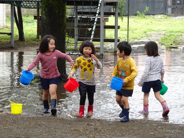 保育の原点は子どもです